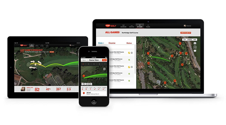 Game Golf GAME/001 - Sistema de Seguimiento Digital