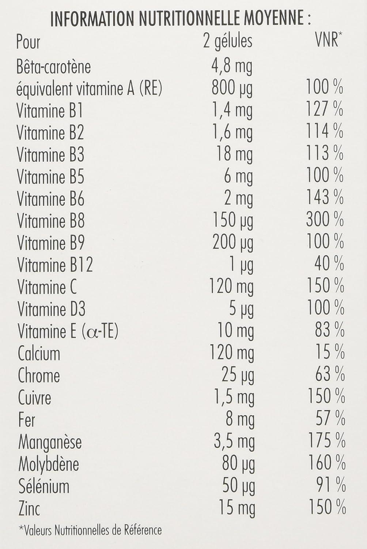 Amazon.com: ARKOPHARMA AZINC Forme et Vitalité (120 gélules): Health & Personal Care