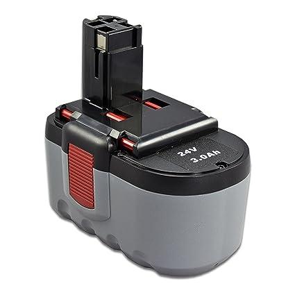 Amazon.com: expertpower 24 V 3000 mAh Ni-MH batería para ...