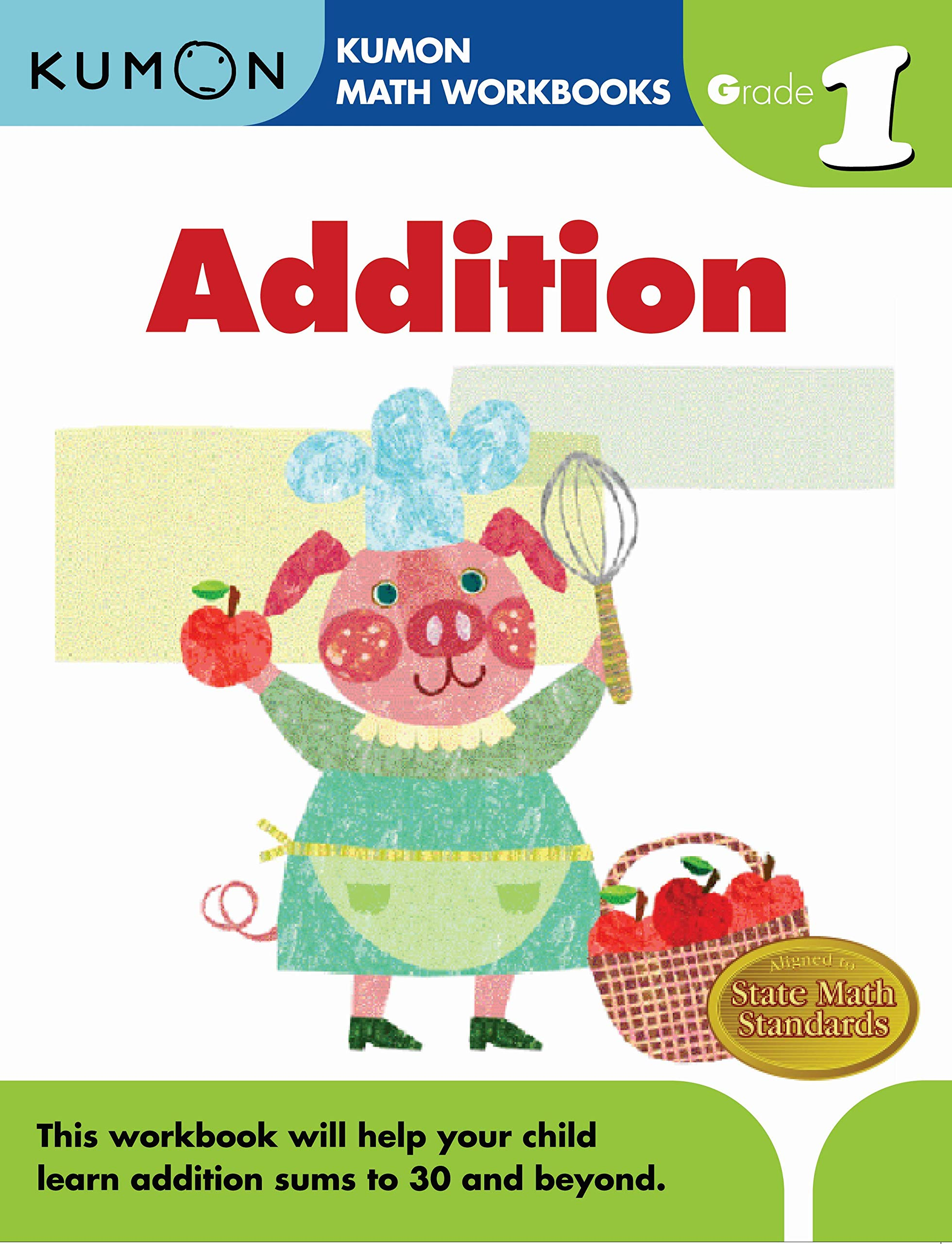 Buy Grade 1 Addition Kumon Math Workbooks Book Online At Low Prices In India Grade 1 Addition Kumon Math Workbooks Reviews Ratings Amazon In [ 2560 x 1960 Pixel ]