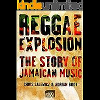 Reggae Explosion book cover