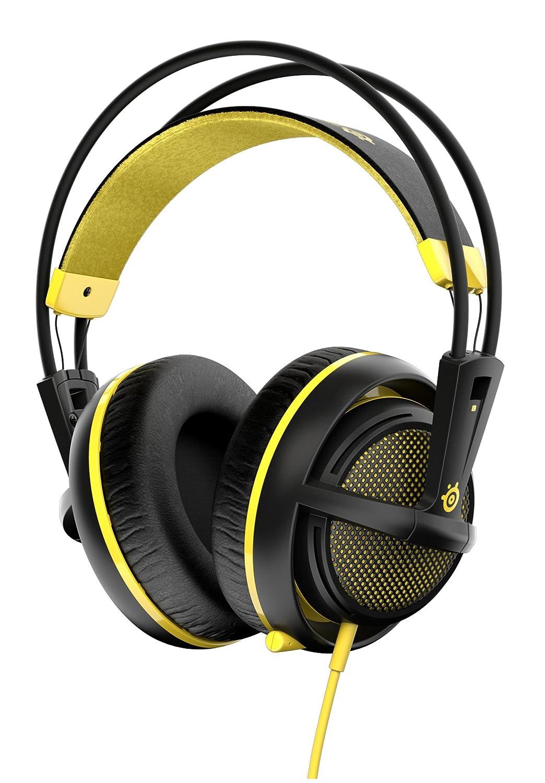 Steelseries Siberia 200 con cable 50 mm estéreo - Auriculares - auricular de diadema - C 51138: Amazon.es: Electrónica