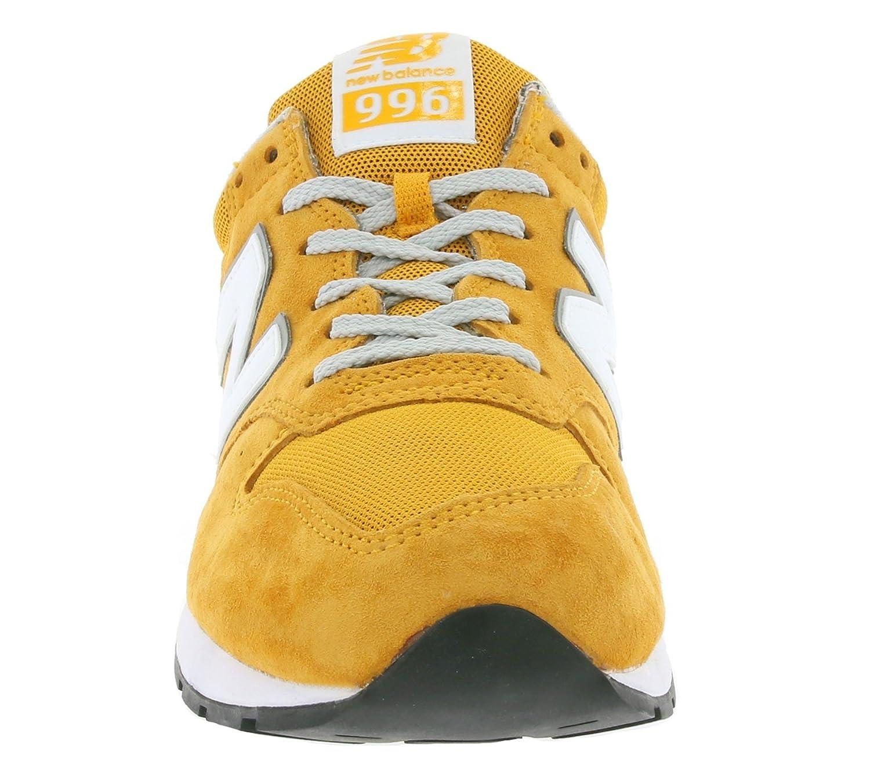 New Balance 996 Men's Sneaker Orange MRL996KE: Amazon.co.uk: Shoes & Bags