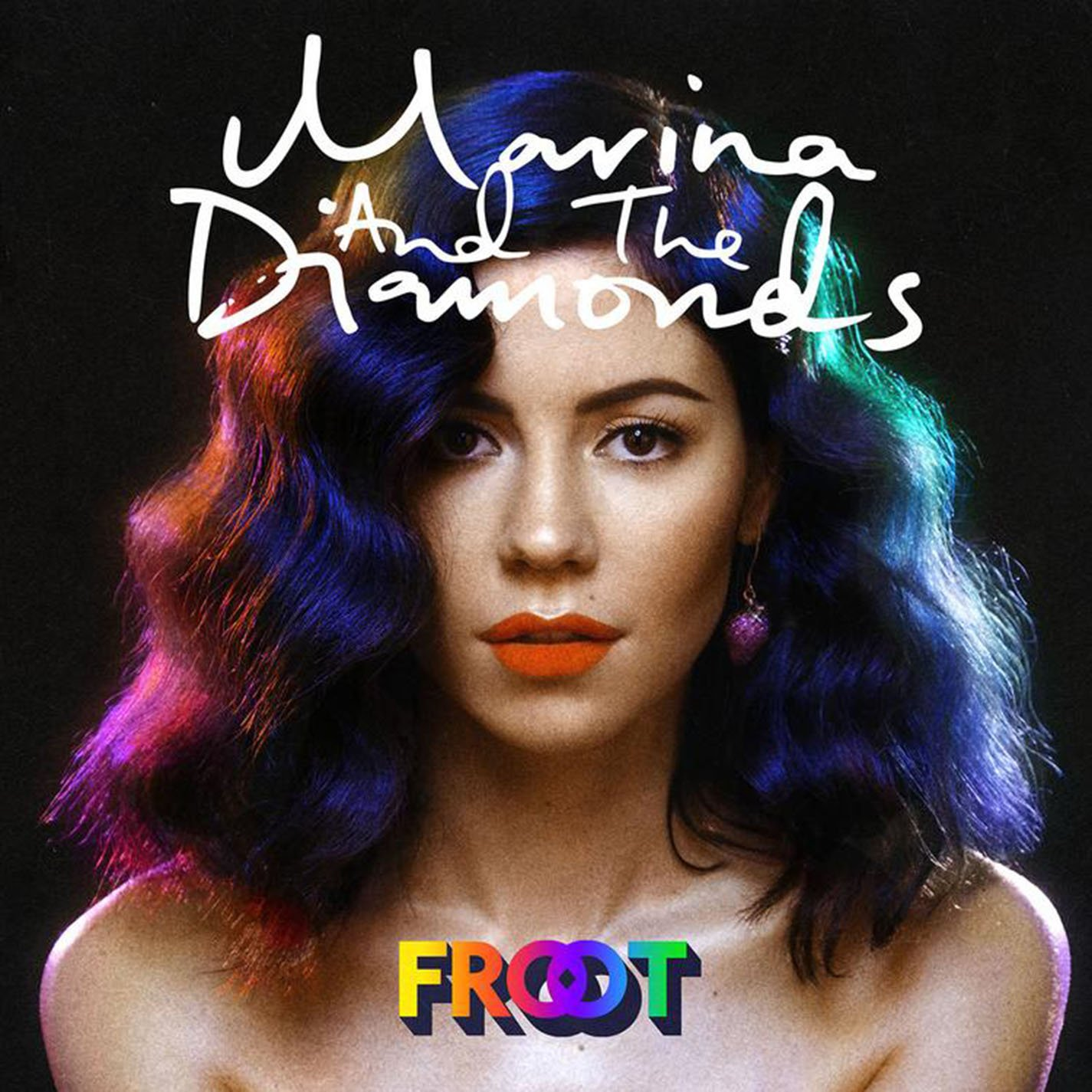 Cassette : Marina and the Diamonds - Froot (Cassette)