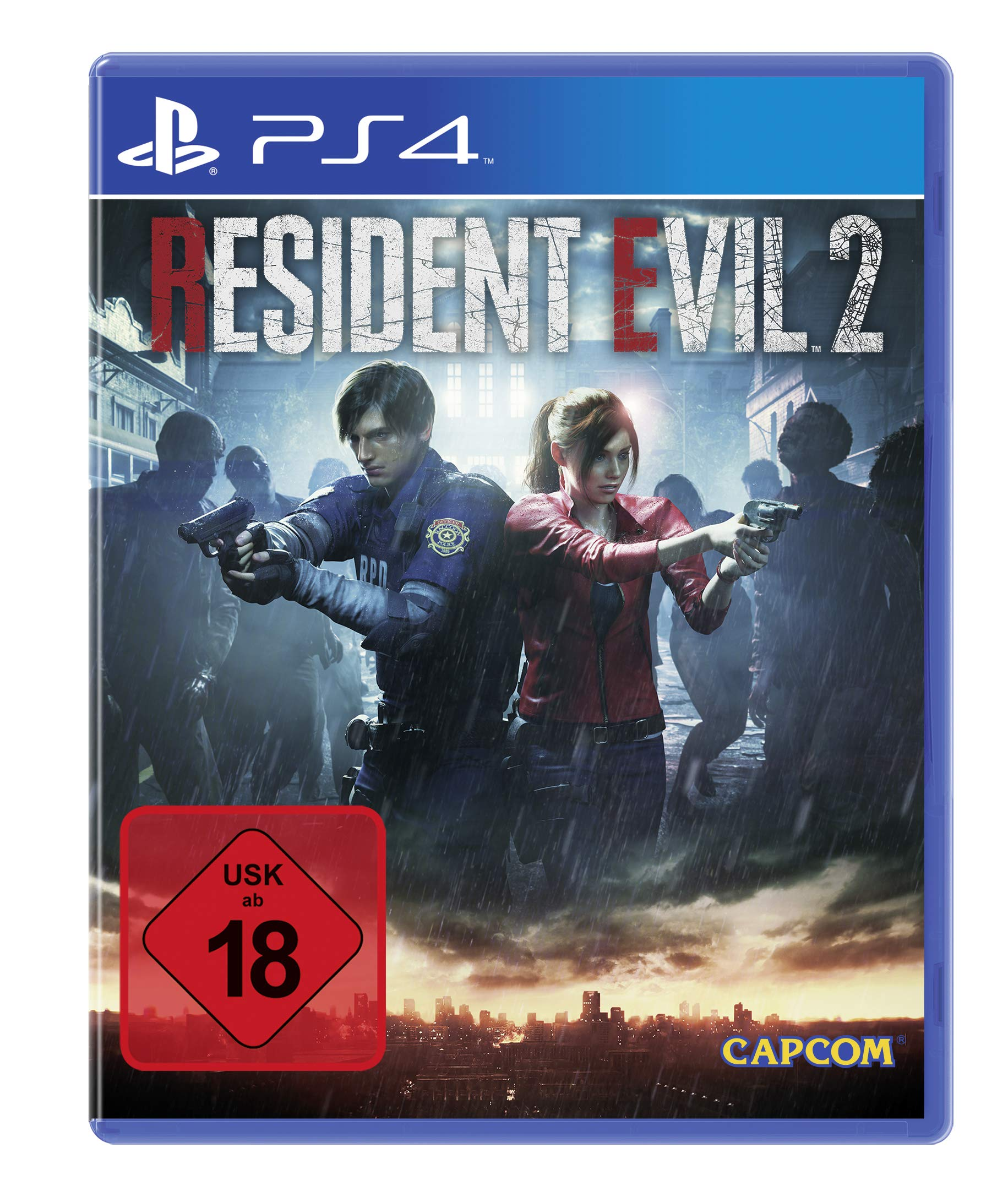 Resident Evil 2 - 100% UNCUT [PlayStation 4 ] product image