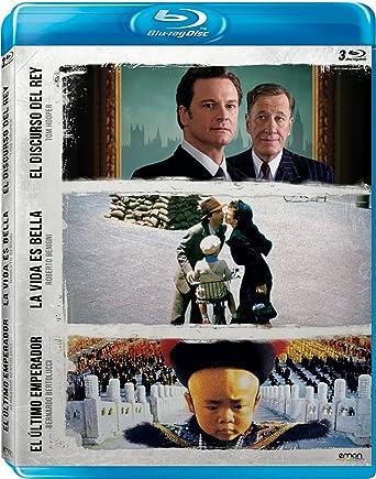 Pack: Bernardo Bertolucci + Roberto Benigni + Tom Hopper Blu-ray ...