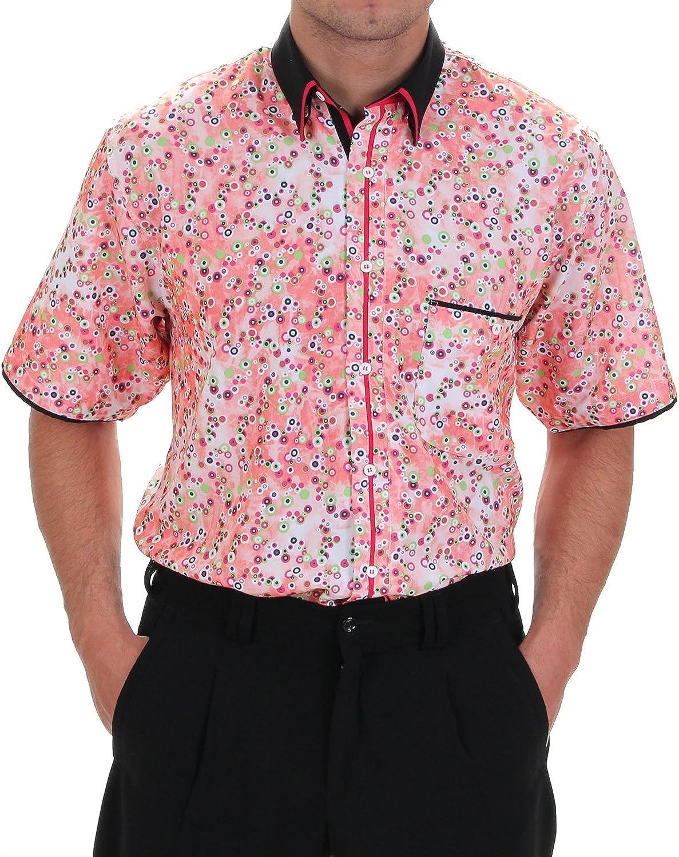 H.K.Mandel - Camisa Casual - Étnica - para Hombre Estampado M ...