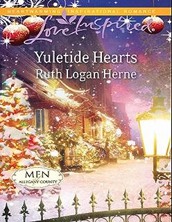 His Mistletoe Family (Mills & Boon Love Inspired) (Men of Allegany County, Book 6)