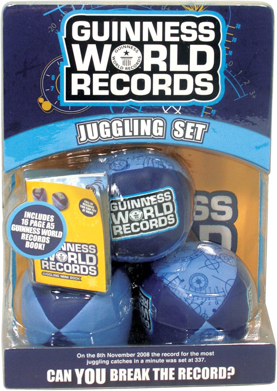 Guinness World Records Paladone Juego de Malabares (16 páginas): Amazon.es: Juguetes y juegos