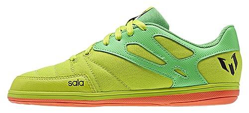 adidas Messi 15.4 Street J Botas de fútbol, Unisex infantil: adidas Performance: Amazon.es: Zapatos y complementos