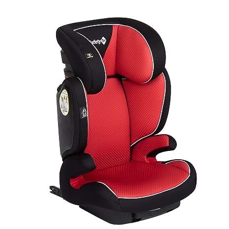 Safety 1st ROAD FIX Pixel Red - Silla de auto isofix, R44/04 ...