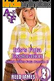 Iris's Futa Exploration (Amish Wife's Futa Passion 2)