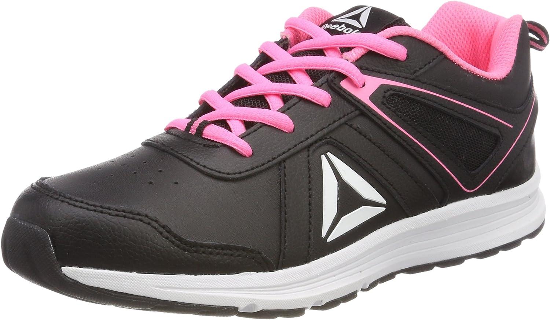 Reebok Almotio 3.0, Zapatillas de Trail Running para Mujer, Negro (Black/Pink Zing/White 000), 36 EU: Amazon.es: Zapatos y complementos