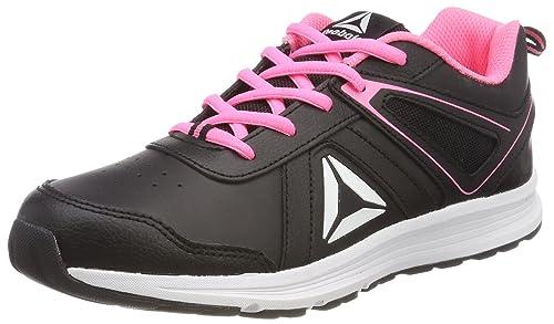 Reebok Almotio 3.0, Zapatillas de Trail Running para Mujer, Negro (Black/Pink Zing/White 000), 37 EU: Amazon.es: Zapatos y complementos