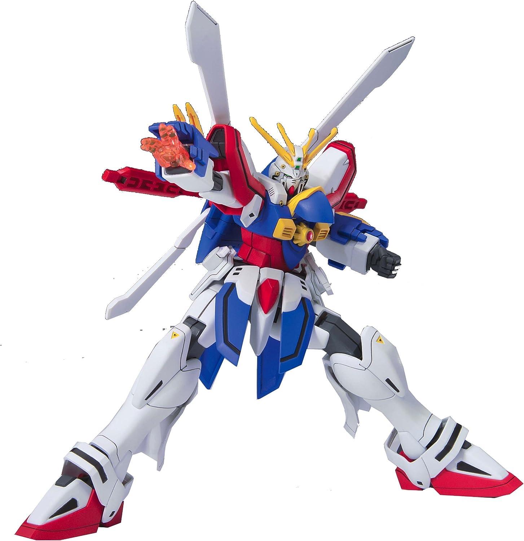 """Bandai Hobby HGFC 1/144 #110 G GUNDAM """"Mobile Fighter G Gundam"""" Model Kit"""