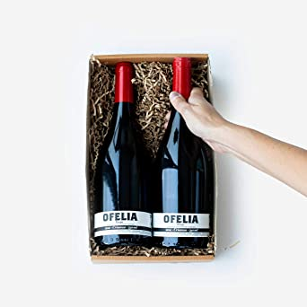 Petra Mora - Cesta de REGALO Gourmet: Pack Rioja Ofelia.: Amazon ...