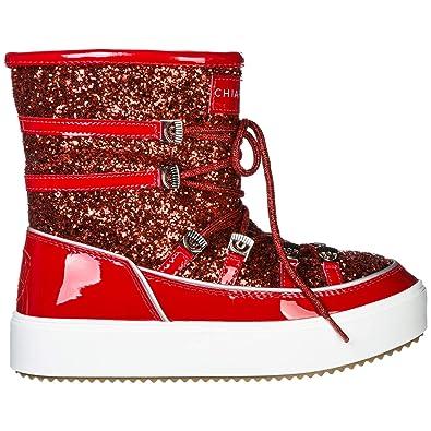 Chiara Ferragni Damen Schneestiefel Rosso  Amazon.de  Schuhe ... 96e3a3a3d5
