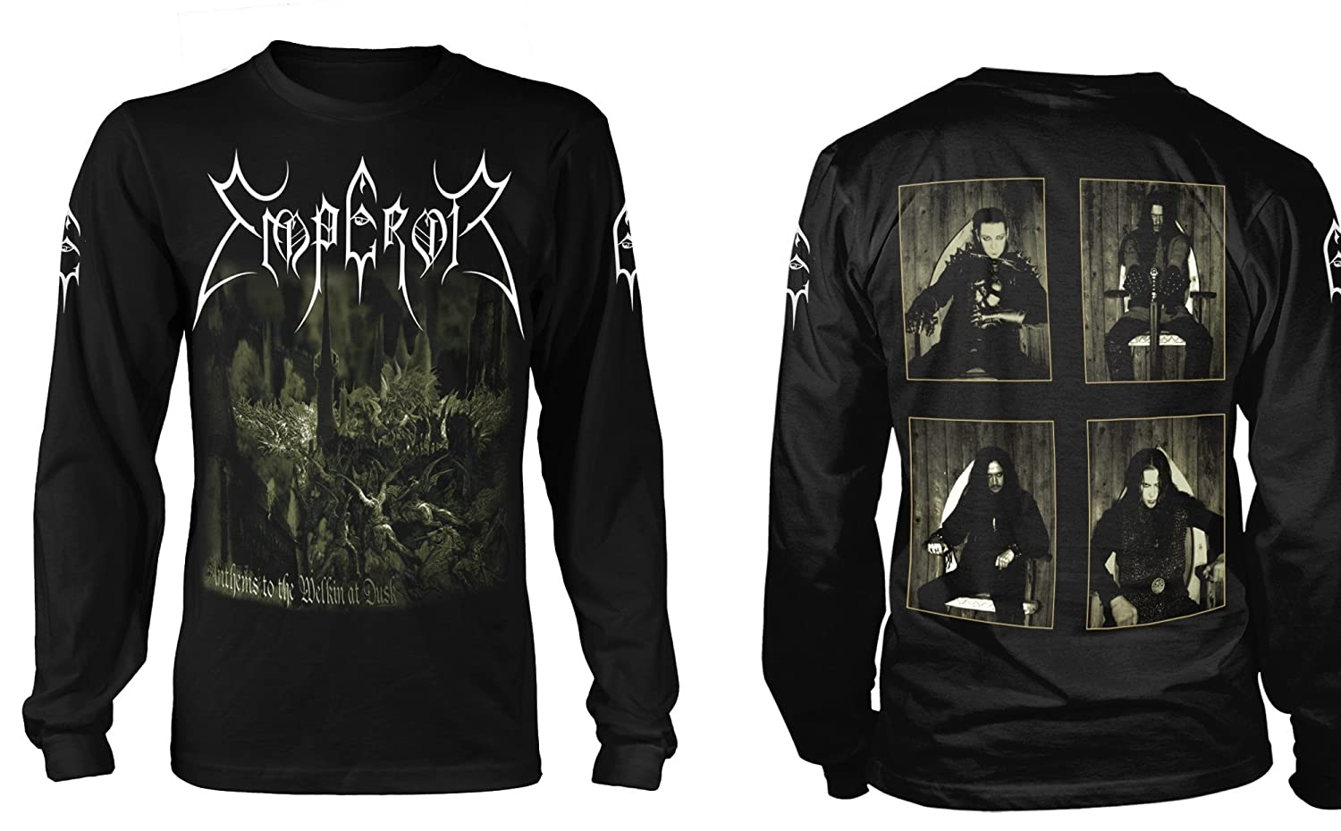 Emperor - Anthems To The Welkin Dust Band Longsleeve