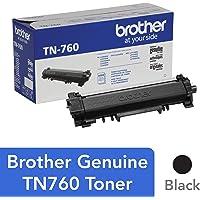 Brother TN760 HIGH Yield Cartridge Toner