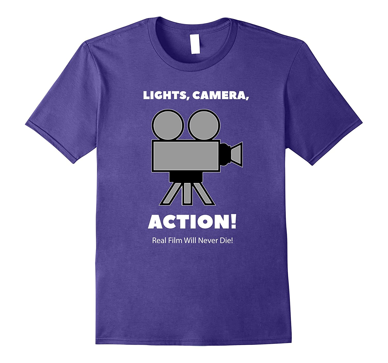 Lights Camera Action Film will always rule-Vaci