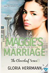 Maggie's Marriage (The Cloverleaf Series Book 2) Kindle Edition