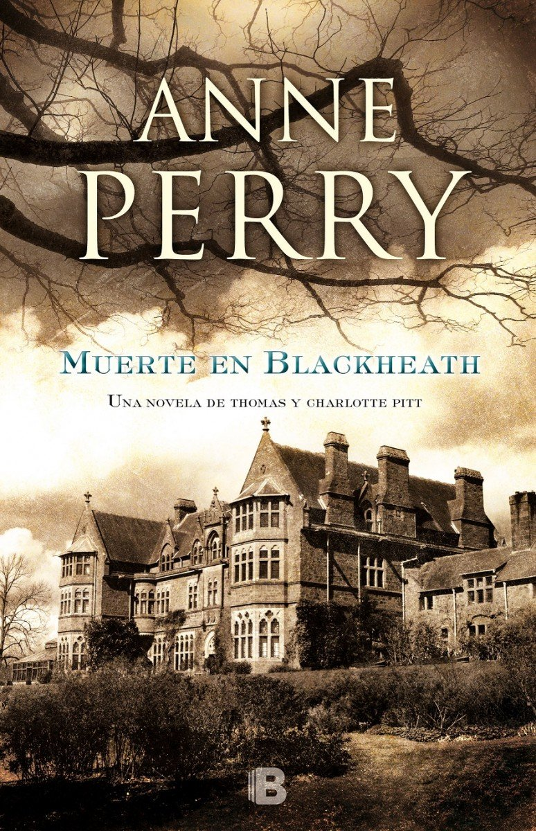 Amazon.com: Muerte en Blackheat / Death on Blackheath (Spanish Edition) (9788466656993): Anne Perry, Borja Folch: Books