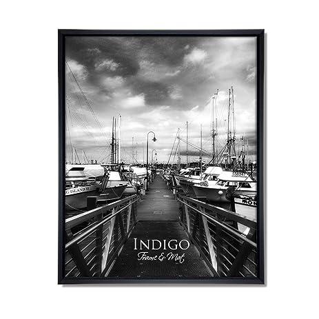 Amazon.com: SET of 12 - 2x3 MINI Black Plastic Composite Poster ...