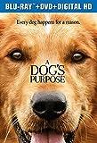 A Dog's Purpose (Blu-ray + DVD + Digital HD)