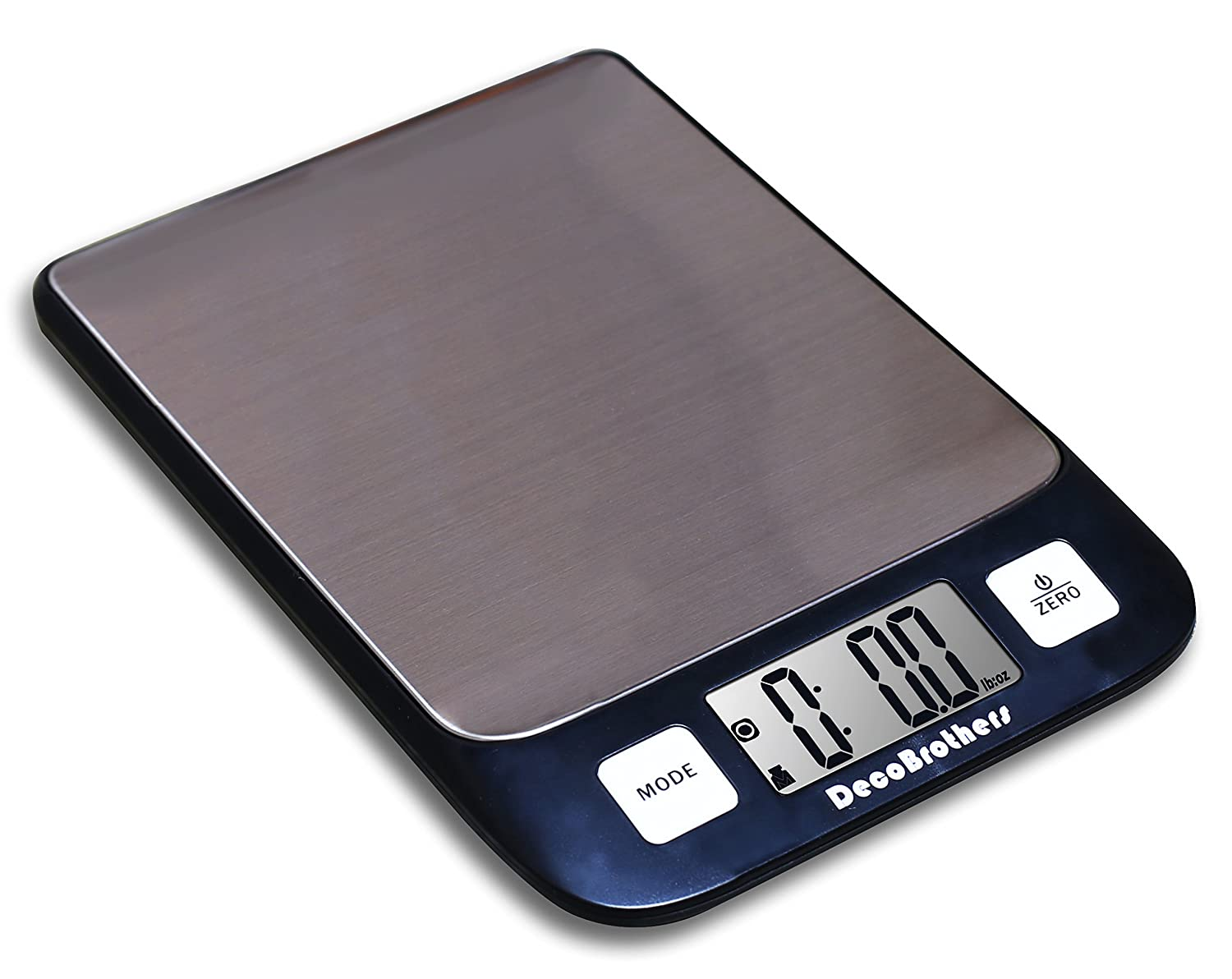 Small Digital Kitchen Food Diet Postal Scale 11lbs Metal Electronic Lcd Display Ebay