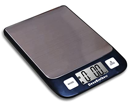 amazon com decobros digital multifunction kitchen and food scale