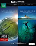 Planet Earth II/ Blue Planet II (UHD) [Blu-ray]