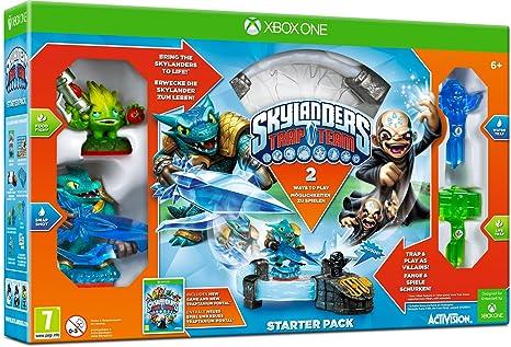 Skylanders Trap Team: Starter Pack [Importación Inglesa]: xbox one ...