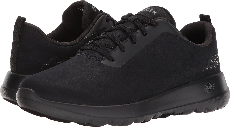 Skechers GO Walk MAX, Zapatillas Deportivas. para Hombre, Negro, 43 EU: Amazon.es: Zapatos y complementos
