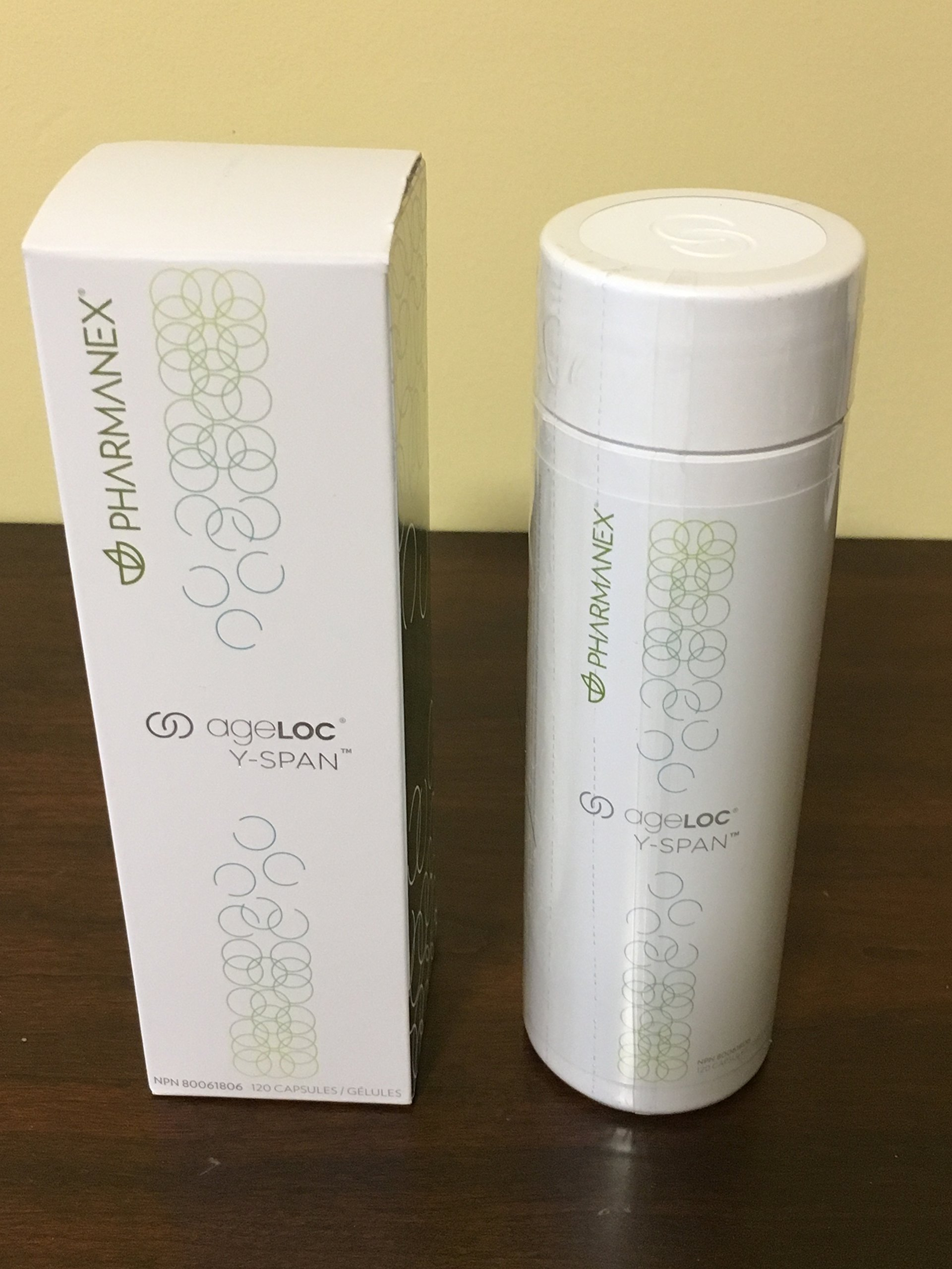 NEW NUSKIN AGELOC YOUTH (Y SPAN) LIMITED QUANTITY AVAILABLE