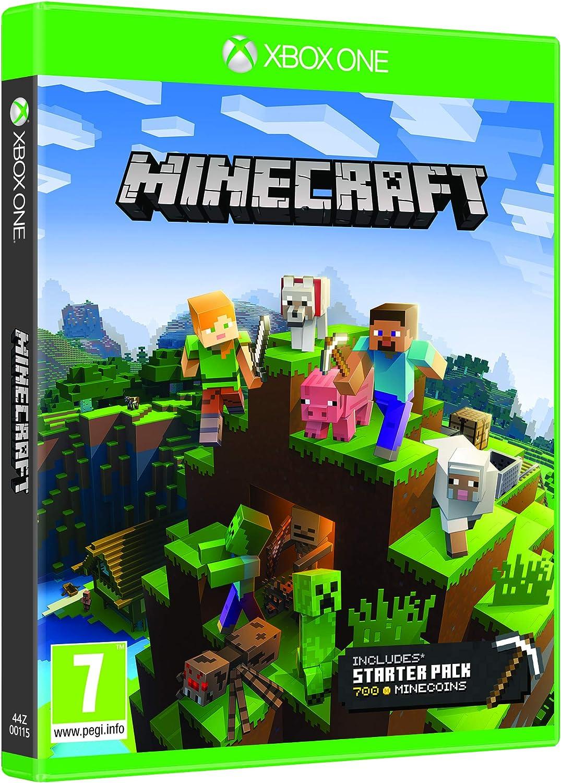 Minecraft Starter Collection - Xbox One - Xbox One [Importación ...