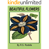 Beautiful Flowers: Coffee Table Book