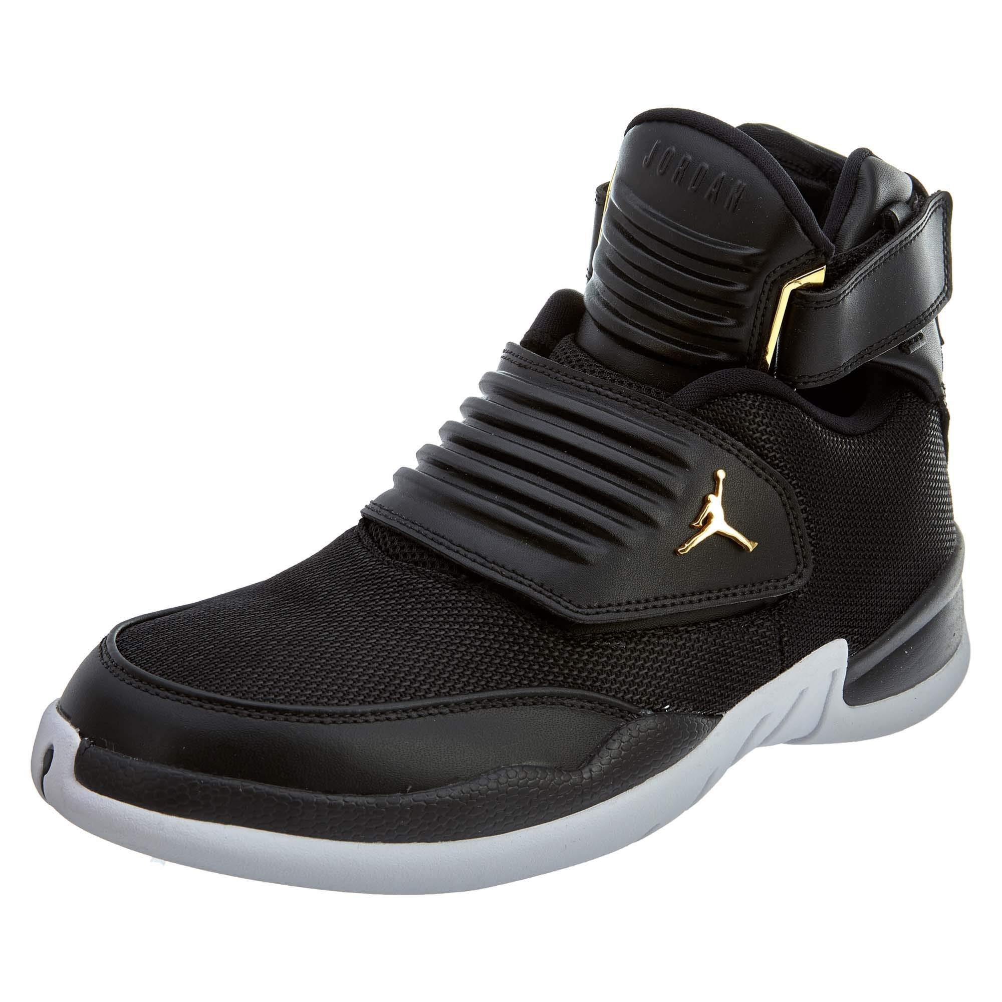 competitive price 6f851 7cdfe Galleon - Nike Men s Jordan Generation 23 Black   - White Ankle-High  Basketball Shoe 11M