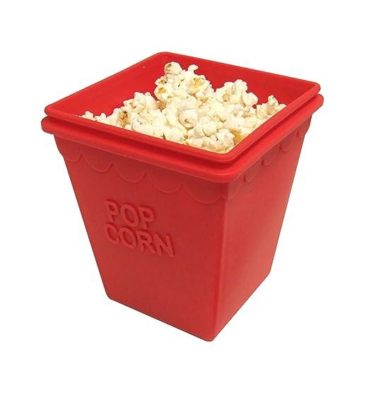 YOKO DESIGN Magic Pop Corn - Cubo de Silicona para Palomitas ...