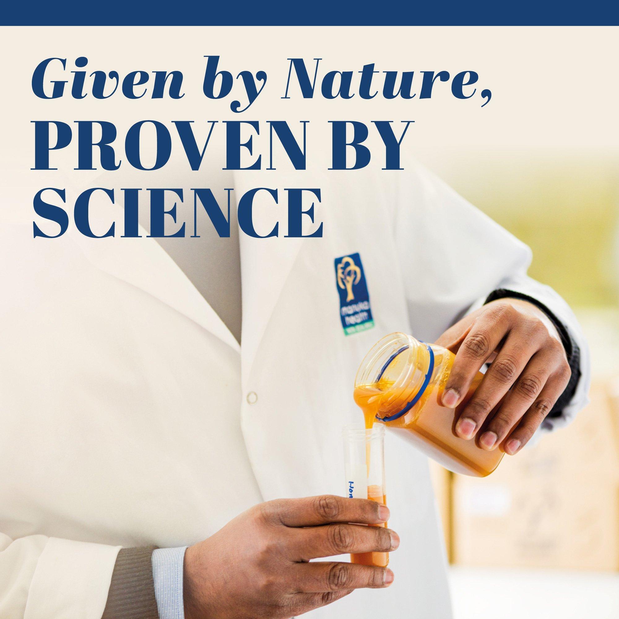 MANUKA HEALTH - MGO 550+ Manuka Honey, 100% Pure New Zealand Honey, 8.8 oz (250 g) (FFP) by Manuka Health (Image #3)
