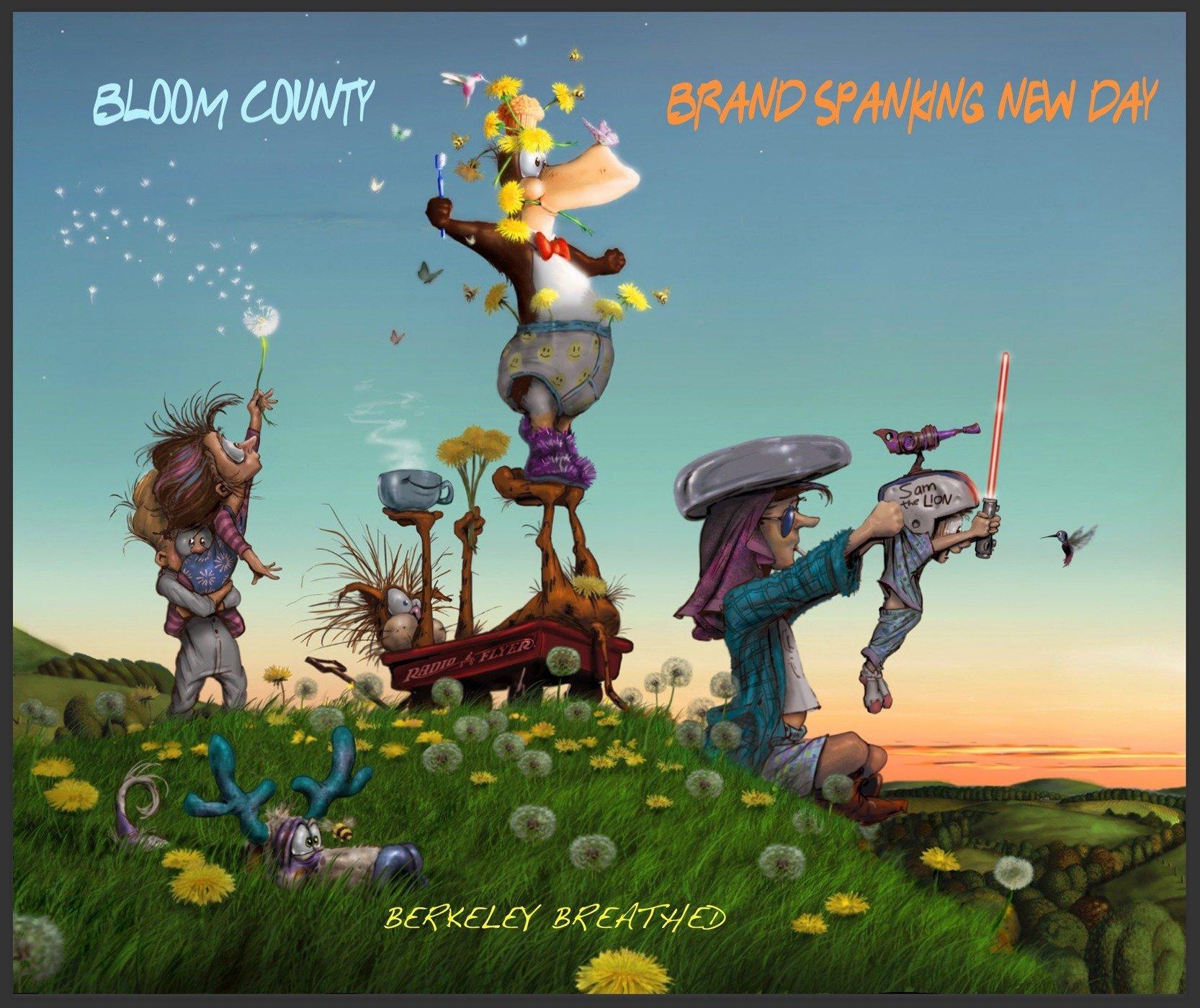 634ec931b29 Bloom County  Brand Spanking New Day  Berkeley Breathed ...
