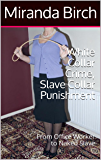 White Collar Crime, Slave Collar Punishment: From Office Worker to Naked Slave (English Edition)