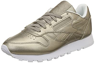 4db602eff47 Reebok - Classic Leather L - Baskets basses - Femme  Reebok  Amazon ...