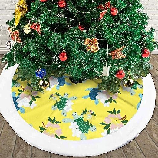 N/A Paddington - Falda para árbol de Navidad, diseño de urtuga y ...