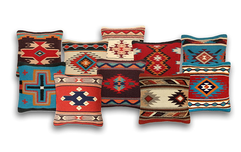 Amazon.com: El Paso Designs - Funda de almohada de lana ...