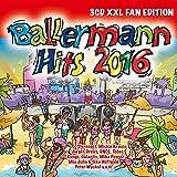 Ballermann Hits 2016 (Xxl Fan Edition) [Import allemand]
