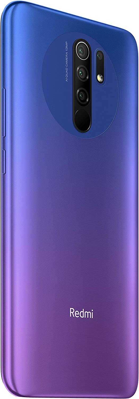 espa/ñol versi/ón typ Redmi 9 Samartphone 3GB 32GB AI Quad C/ÁMARA 6.53 Full HD Display 5020mAh Verde