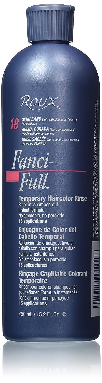 Roux Fanci-Full Rinse, 18 Spun Sand, 15.2 Fluid Ounce