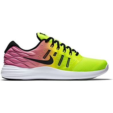 Nike Mens LunarStelos Olympic Color Running Shoe Multicolor Size 12 M US  B01LXKYW1P