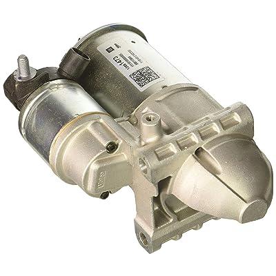 ACDelco 12681473 GM Original Equipment Starter Motor: Automotive