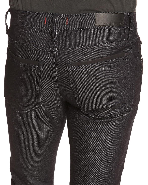 Jeans Raw Men Coated With Slim Billtornade W8 Denim LRcjq354SA